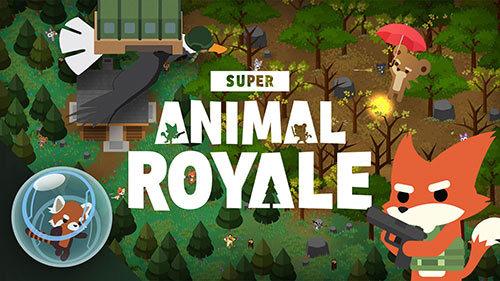 原作超96%好评,创梦天地获得《Super Animal Royale》国内正版授权